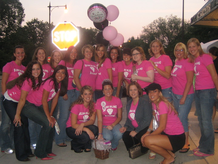 Jess's Bachelorette Party T-Shirt Photo