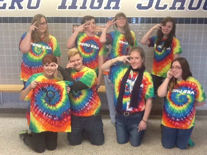 Peru Hs Gsa Is Fierce! T-Shirt Photo