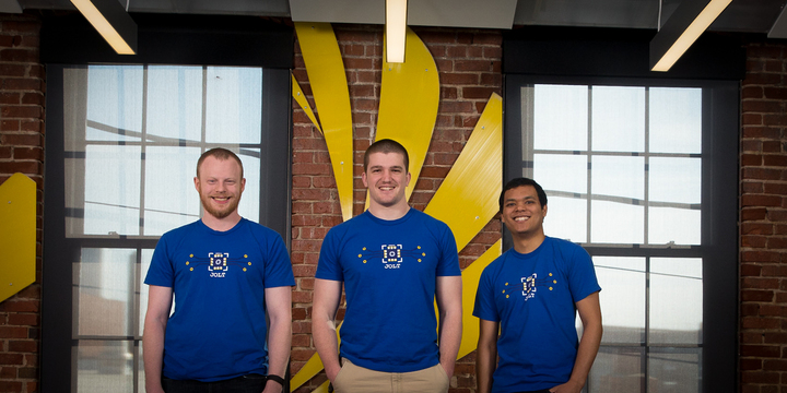 First Day At Techstars! T-Shirt Photo