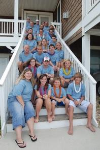 Family Reunion 2008 T-Shirt Photo