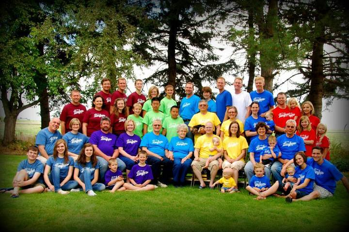 Bingham Family Reunion T-Shirt Photo