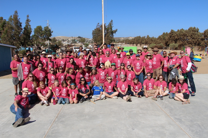 Baja, Mexico Humanitarian Trip T-Shirt Photo