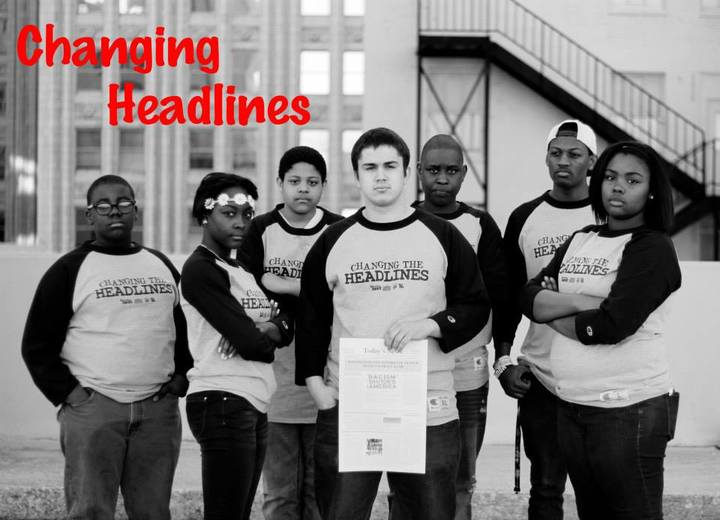 Changing The Headlines T-Shirt Photo