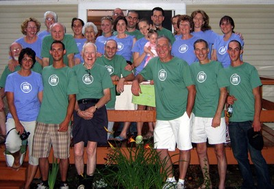 Ledwell Family Reunion '08 T-Shirt Photo