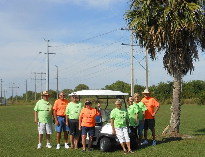 Citrus Park Golf Range Staff T-Shirt Photo