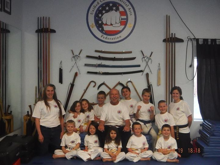 Master Wohlwend's Martial Art T-Shirt Photo