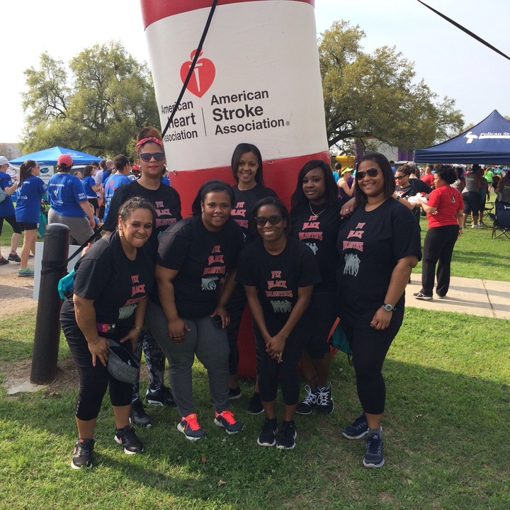 Heart Walk With Fit Black Beauties T-Shirt Photo