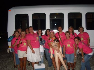 Kristin's Bachelorette Party T-Shirt Photo