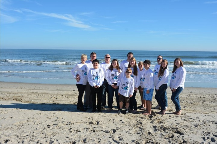 Outer Banksmas 2014 T-Shirt Photo