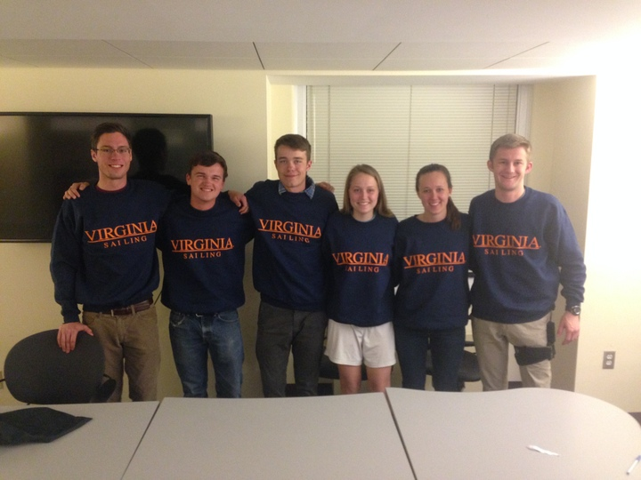 Virginia Sailing T-Shirt Photo