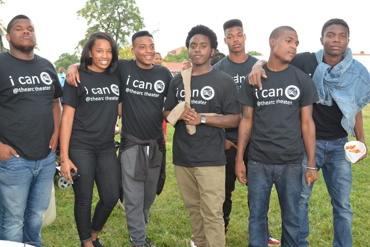 I Can @ Thearc Interns T-Shirt Photo
