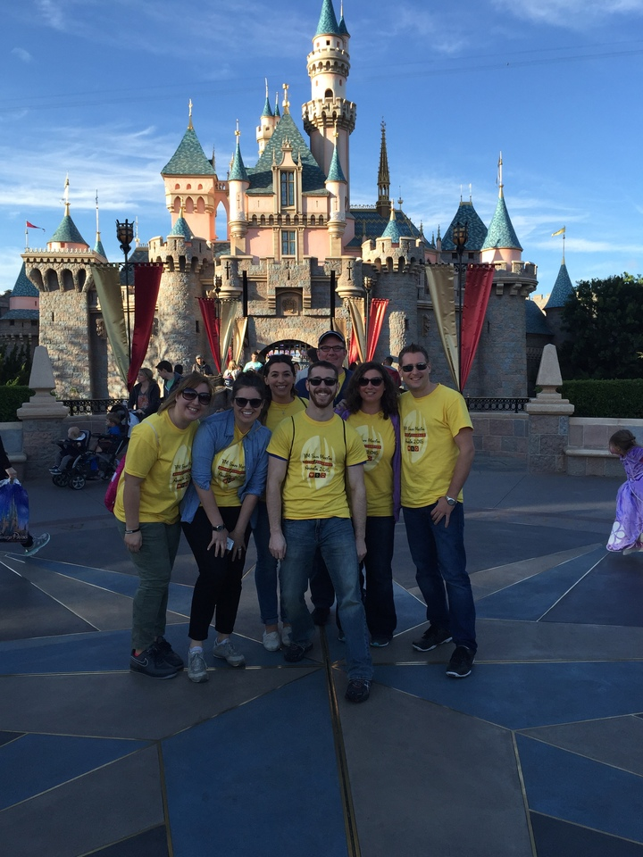 Sales Meeting Anaheim 2015 T-Shirt Photo