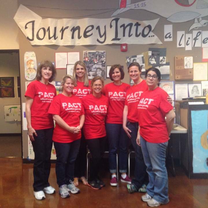 Pact Staff Pride T-Shirt Photo