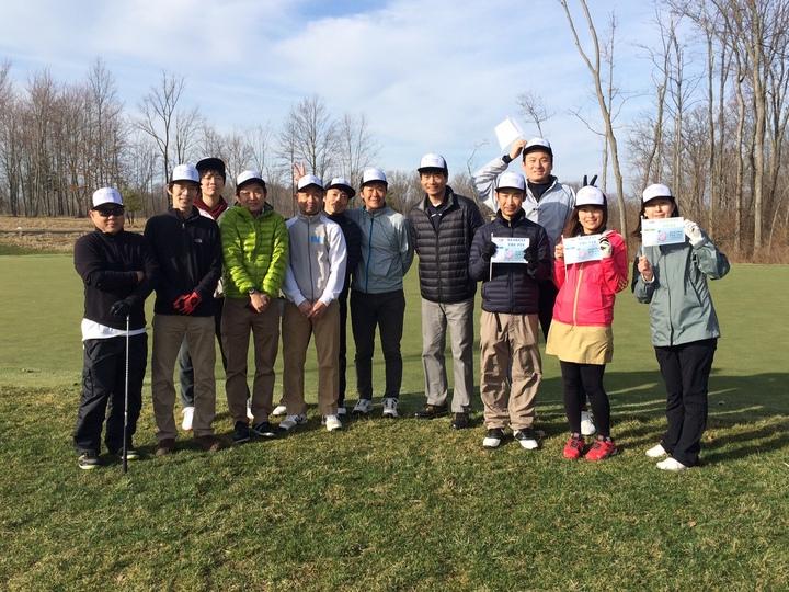 Japanese Golf Club In Cincy T-Shirt Photo