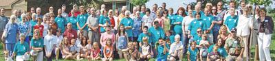 Abbott 100 Year Reunion.  July 27th, 2008 T-Shirt Photo
