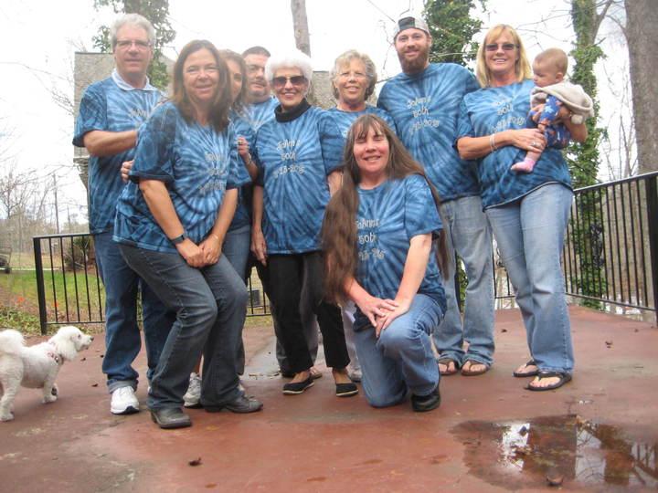 Tie Dye All  Around! T-Shirt Photo