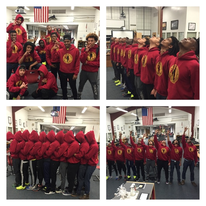 Chesapeake/Virginia Beach Kappa League Fall 2014 Initiates T-Shirt Photo