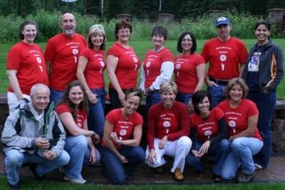 Sassy Kenai Triathletes 2008 T-Shirt Photo
