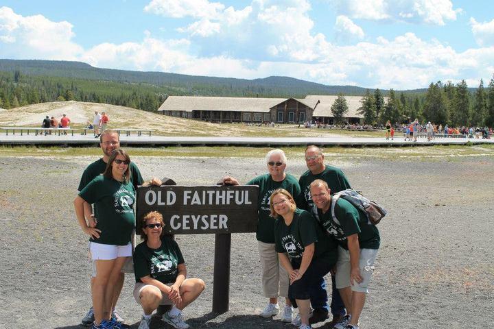 Yellowstone Family Freakin' Fun Time T-Shirt Photo