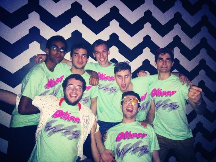 Team Oliver Wins The Night T-Shirt Photo