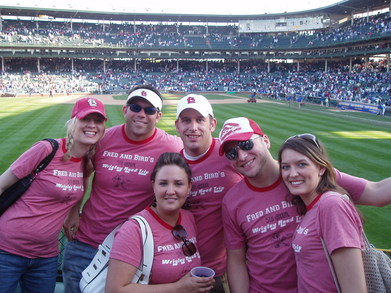 Cubs Vs.Cardinals Rivalry T-Shirt Photo
