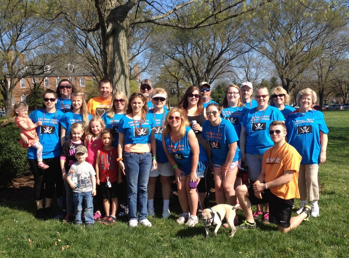 Walk Ms Dover T-Shirt Photo