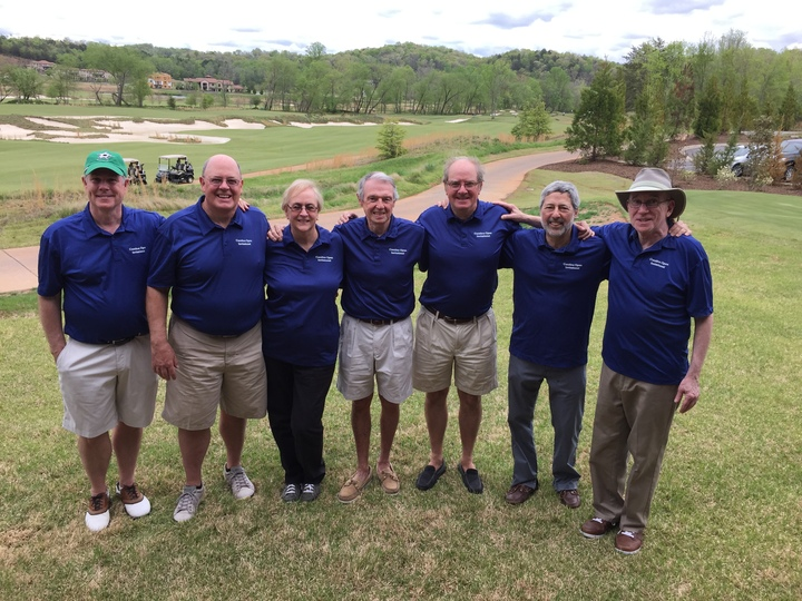 The Carolina Open At The Cliffs At Mountain Park T-Shirt Photo
