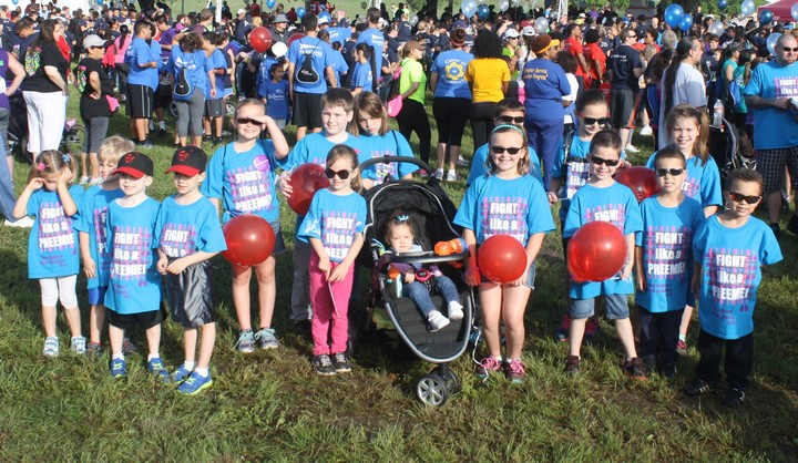 All The Kiddos   March For Babies 2015! T-Shirt Photo
