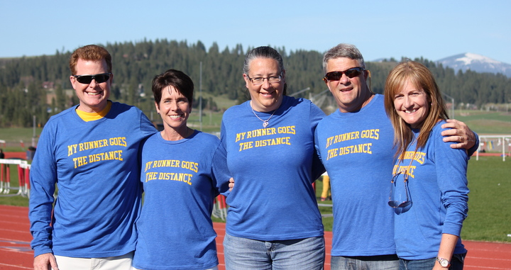Panther Parents  T-Shirt Photo