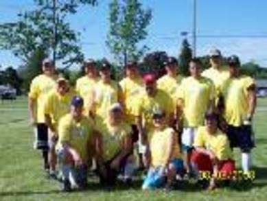 Dynomite Graphix Softball T-Shirt Photo