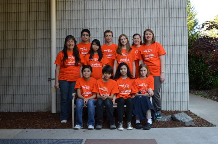 Galvanize Club T-Shirt Photo