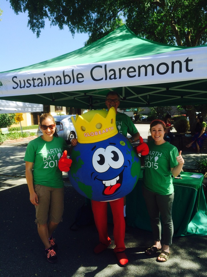 Claremont Earth Day T-Shirt Photo