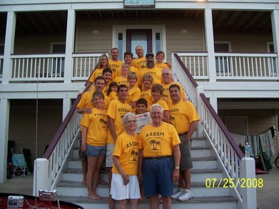 Rsggm Family Vacation T-Shirt Photo