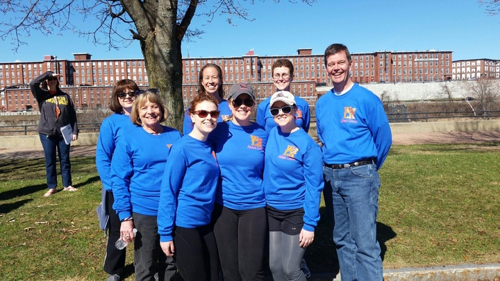 Foy Insurance Walk For Ms T-Shirt Photo