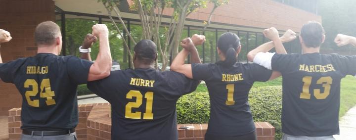 Hot Atlanta Xo Team T-Shirt Photo