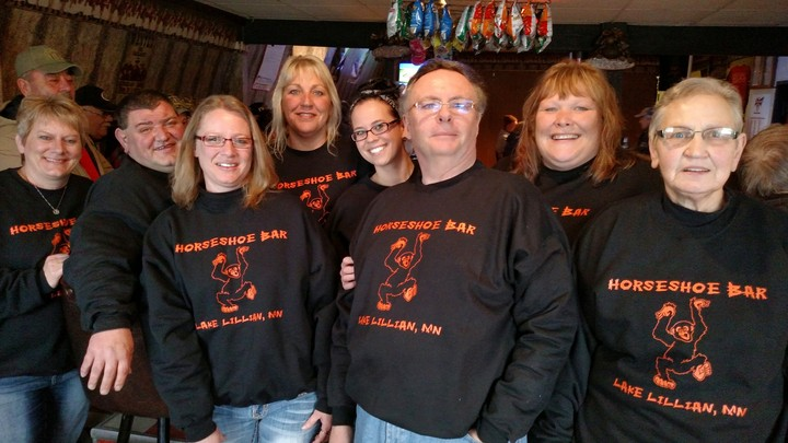 Horseshoe Bar T-Shirt Photo