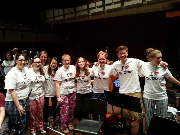 We <3 Dr. Dixon! T-Shirt Photo
