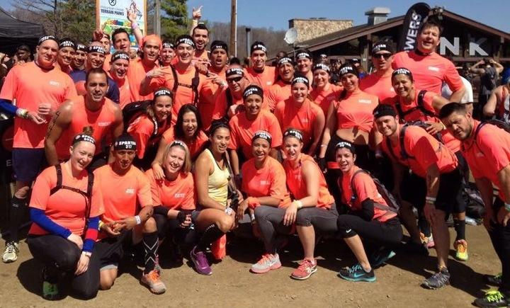 Spartan Race Team T-Shirt Photo
