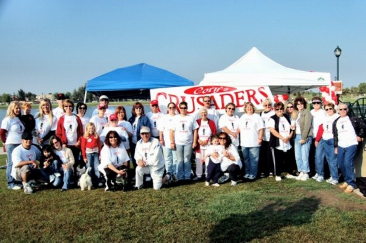 Corys Crusaders Against Als T-Shirt Photo