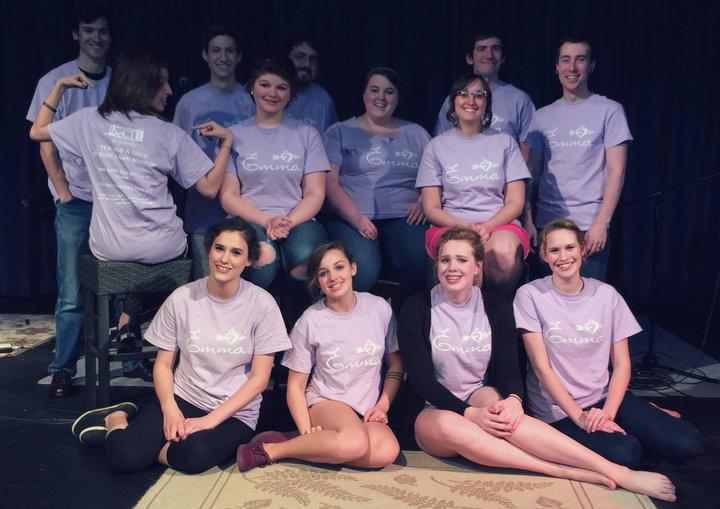 Act I, Inc. Presents Emma T-Shirt Photo