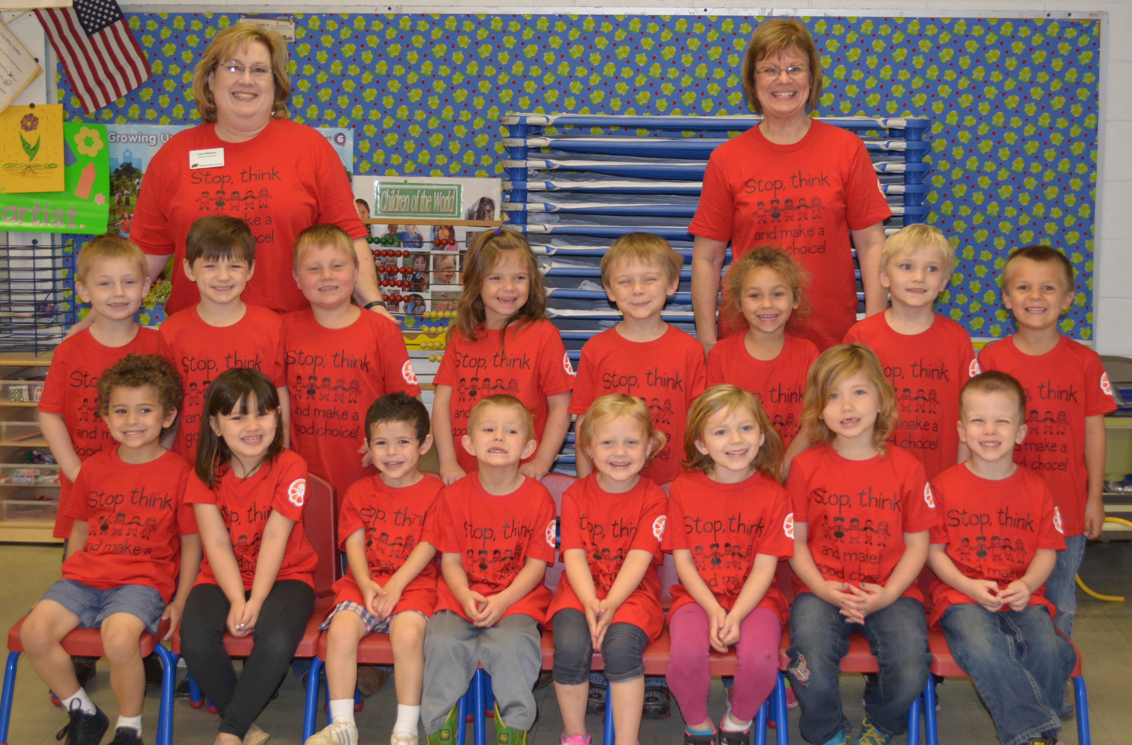 Custom T-Shirts for Hartford Abc Preschool - Shirt Design Ideas