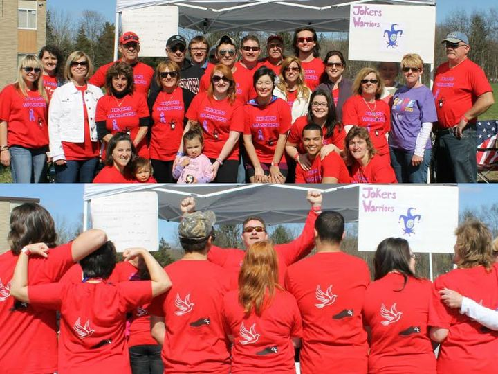 Relay For Life 2015 Team T Shirts  T-Shirt Photo
