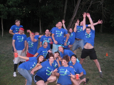 1st Annual Graves Summer Games T-Shirt Photo