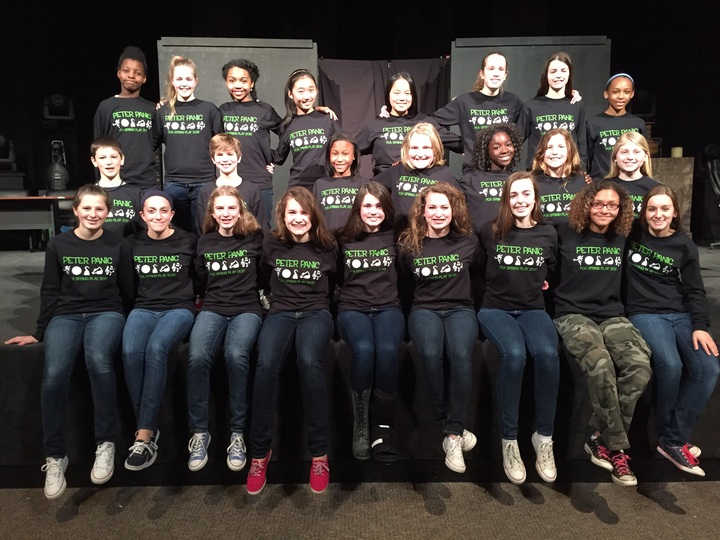 Polaris Christian Academy Spring Play 2015 T-Shirt Photo