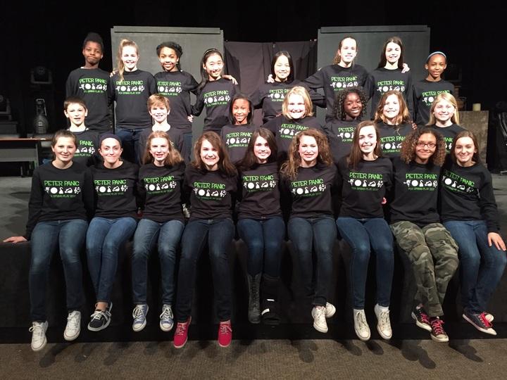 Polaris Christian Academy Spring Play 2015 T-Shirt Photo
