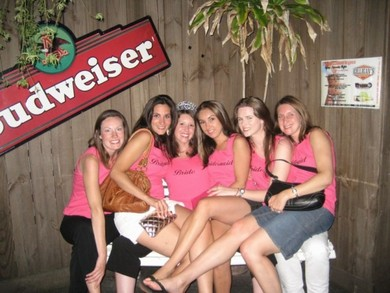 Kate's Bachelorette Weekend! T-Shirt Photo