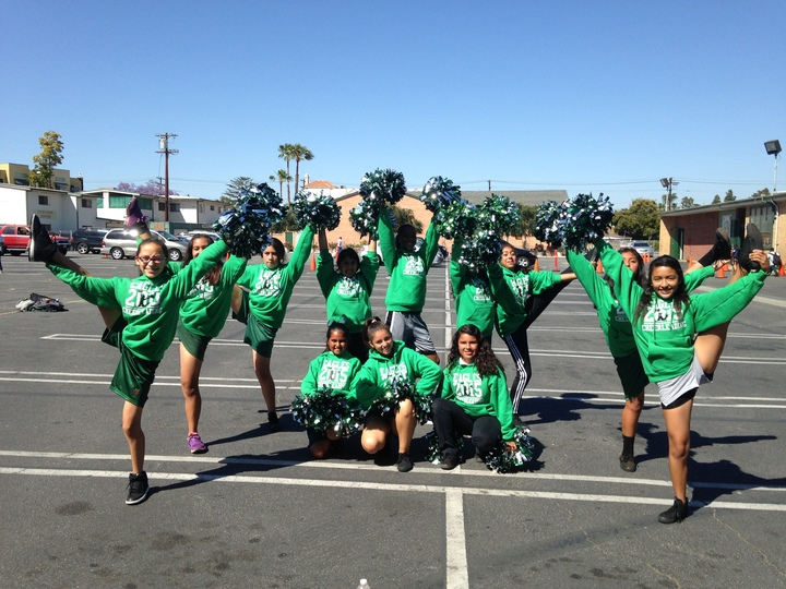 Vista Spirit Team T-Shirt Photo