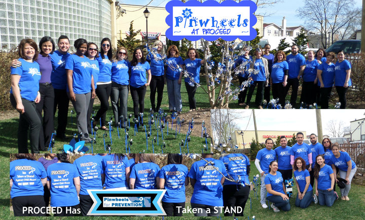 Proceed Inc. Child Abuse Prevention T-Shirt Photo