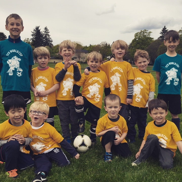 Soccer Game T-Shirt Design Ideas - Custom Soccer Game Shirts
