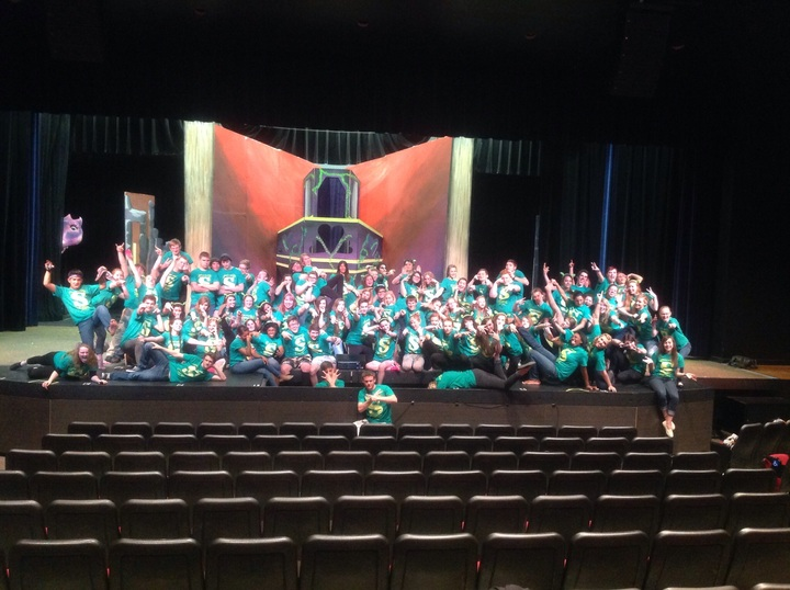 Shrek Tacular Company! T-Shirt Photo